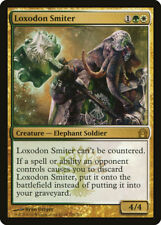MTG X4: Loxodon Smiter, Return to Ravnica, R, Moderate Play - FREE US SHIPPING!