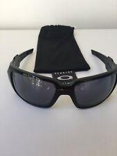Oakley Oil Drum Sunglasses Black Lens