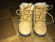 Unisex timberland boots toddler Size 6.5