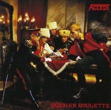 Russian Roulette by Accept (CD, Jul-2005, Sony BMG)