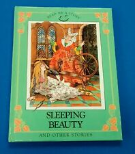 SLEEPING BEAUTY AND OTHER STORIES ~ READ TO ME ~ HARDCOVER ILLUSTRATED BOOK