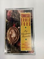 My Christmas Favorites ~ Tennessee Ernie Ford ~ Cassette Tape ~ New ~