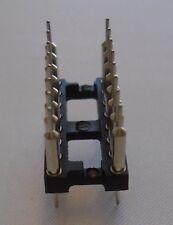 Nuevo 16 Pin DIL encabezados de interconexión con contactos macho