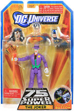 "DC Universe Infinite Heroes THE JOKER Purple Suit / Hat 3.75"" Action Figure"
