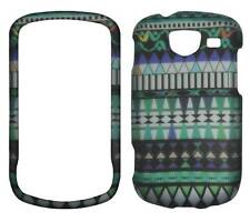 For Samsung Brightside U380 Blue Aztec Plane Case Hard Phone Cover