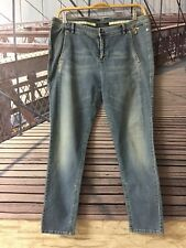 MARC CAIN * Jeans * Used * Helle Waschung * Teilungsnähte * Schmales Bein * 42