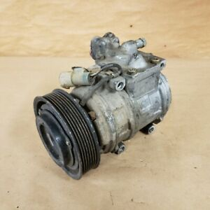 Land Rover Range Rover Discovery Air Conditioning AC Compressor Pump HFC134a OEM
