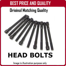 CYLINDER HEAD BOLT (BOX OF 18) FOR TOYOTA PREVIA B1235 OEM QUALITY