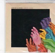 (DC718) Here We Go Magic, How Do I Know - 2012 DJ CD