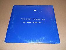 HOLD ME THRILL ME PLAY ~ RARE CD PROMO ALBUM 1994 XPCD 575