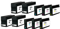 Compatible For HP 950XL 951XL Ink Cartridges OfficeJet Pro 8100 8620 -10pk