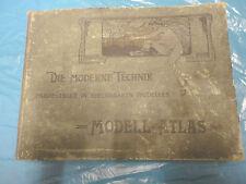 Buch Jugendstil Die Moderne Technik Modell Atlas