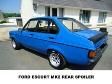 FORD ESCORT MK2 REAR SPOILER