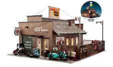 Woodland Scenics PF5895 O Deuce's Cycle Shop Structure Kit