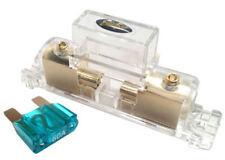 Stinger MAXI 4 8 gauge AWG Inline fuse holder fuseholder 60 Amp SPF5660 SFB1MAX