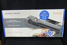VuPoint Magic Wand Portable Handheld Scanner w/Auto-Feed Dock PDSDK-ST470PE-VP