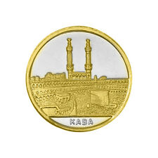 Kaba Partial Gold Polish Silver Coin of 10 Gram in 999 Purity / Fineness