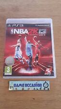 NBA 2K 13 2013/ JAY Z / PS3 SONY PLAYSTATION 3 PAL COMPLETO