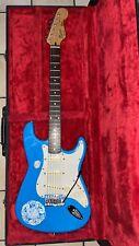 Fender Stratocaster Squier Korea Gitarre E-Gitarre inkl Koffer M2 Series