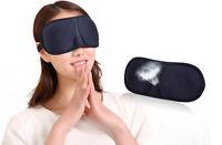 3D Eye Mask Sponge Cover Blindfold Resting in Travel Shade Blinder Cover Aid