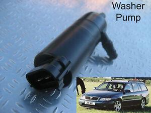 Headlamp/headlight Washer Pump Vauxhall Omega 2001 2002 2003 Facelift models