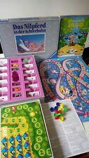 Kinder / Familien Spielesammlung Nilpferd in der Achterbahn Ravensburger Spiele