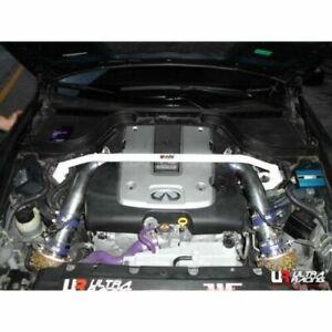 Fit 08-11 INFINITI G37 / Nissan 370Z / Skyline V36 Ultra Racing Front Strut Bar