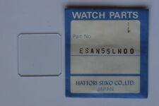 Seiko ESAN55LN00 Vetro Crystal Glass Uhrenglas Verre Original per 8620-5040 NOS