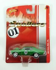 JOHNNY LIGHTNING 1969 CHEVY NOVA SS Spoilers Die-Cast Car MOC COMPLETE 2010