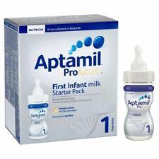 Aptamil Profutura First Infant Milk Starter Pack - 6 Bottles and Teats