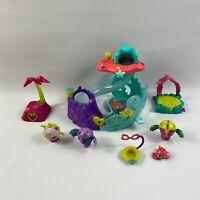 Zoobles Bundle Habitats figures great condition sega spin masters toy set