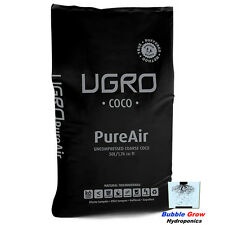 PURE AIR UGRO COCO COIR 50LT BAG HYDROPONICS GROWING MEDIUM GROW PLANTS