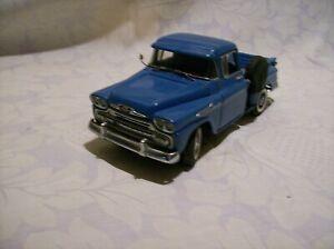 Danbury Mint 1958 Chevrolet Apache Pickup truck diecast model