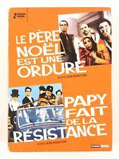 Le Père Noël est une ordure / Papy fait de la résistance Coffret 2 DVD Splendid