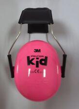 Kapselgehörschutz pink Peltor Gehörschützer Kid für Kinder Gehörschutz neonpink