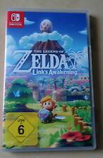 """Nintendo Switch Spiel """"The Legend of Zelda: Link's Awakening """""""