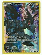 Zekrom - XY76 - Full Art Promo - Ultra Rare - Pokemon Single Card