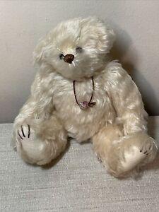 """Kukabeara's by Suzie Kuka OOAK Handmade Artist Mohair Teddy Bear - 9"""" MINT"""