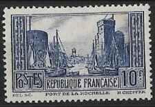 FRANCE - PORT DE LA ROCHELLE N° 261 NEUF *