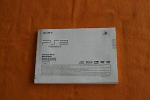 Playstation 2 SCPH-77004 Bedienungsanleitung Anleitung Beschreibung Manual 2
