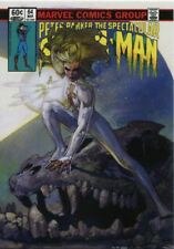 Marvel Masterpieces 2018 Tier 1 What If? [1499] Base Card WI-19 Dagger