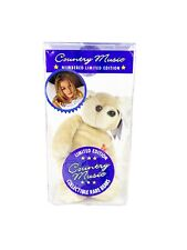 Leann Rimes Country Music Limited Edition Bear Collectible Plush 1999