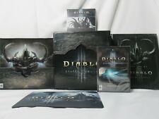 Diablo 3: Reaper of Souls Edición Coleccionista PC-Sin juego o contenido digital