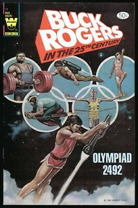 Buck Rogers in the 25th Century #12 VF-/VF Whitman Gold Key