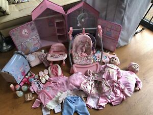 Baby Annabell Dolls And Accessories