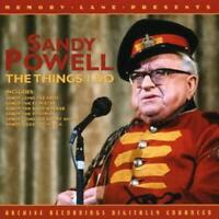 Sandy Powell : The Things I Do CD (2008) Highly Rated eBay Seller Great Prices