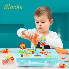 Mosaik-Steckspiel 276 Stecker Steckmosaik Spielzeug Geschenkset für Kinder DE