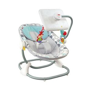 Fisher-Price Baby Newborn-to-Toddler Apptivity Soothing Seat