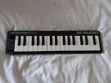 M-Audio Keystation Mini 32 USB Midi Keyboard