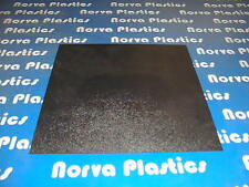 """BLACK ABS 3/16"""" THICK 24"""" X 48"""" FOR SALE!!!!!!!!!"""